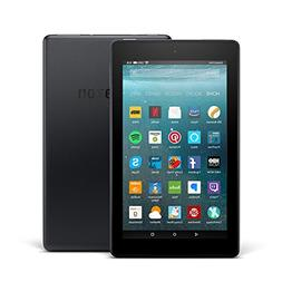 "Certified Refurbished Fire 7 Tablet with Alexa, 7"" Display,"