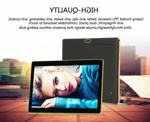 10.1'' 64GB Android Tablet Octa Core 10 2 SIM US