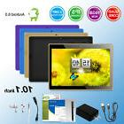 10.1'' Android 6.0 Quad Core Core HD 16GB Tablet PC WiFi Blu