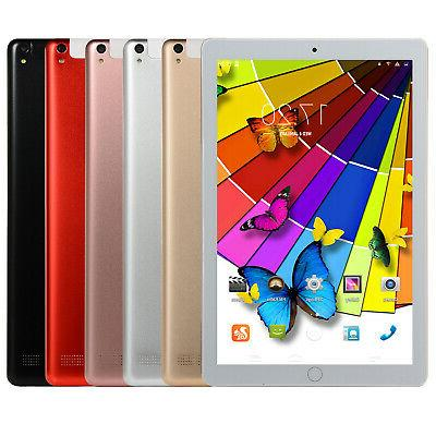 10.1 Inch Android 8.0 Ten-Core Tablet PC 64GB WIFI Bluetooth