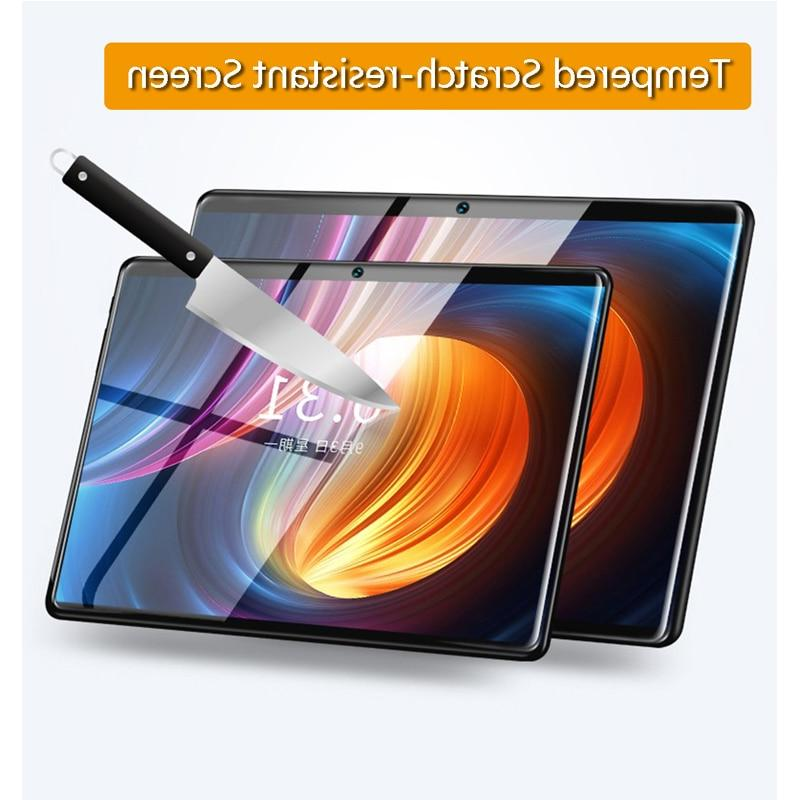 CARBAYTA 2.5D Tempered Multi-touch Screen Core FDD <font><b>Tablet</b></font> 6GB ROM Android 10