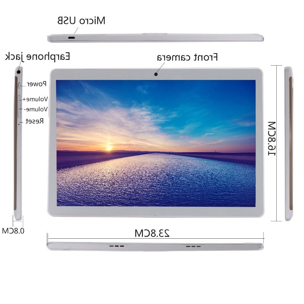 CARBAYTA 2.5D Multi-touch Screen inch Core 3G <font><b>Tablet</b></font> RAM ROM Android 9.0 <font><b>tablet</b></font> 10