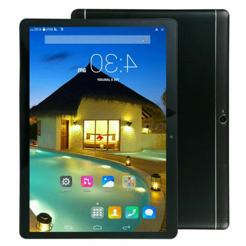"""10.1"""" Tablet Android 7.0 10 HD Dual Sim"""