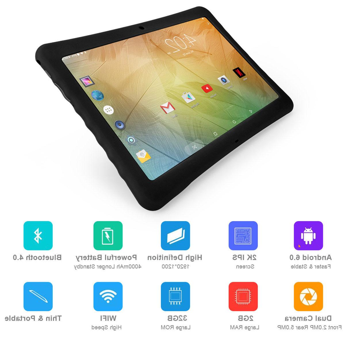10.1'' Inch Tablet PC Quad Wifi 32GB