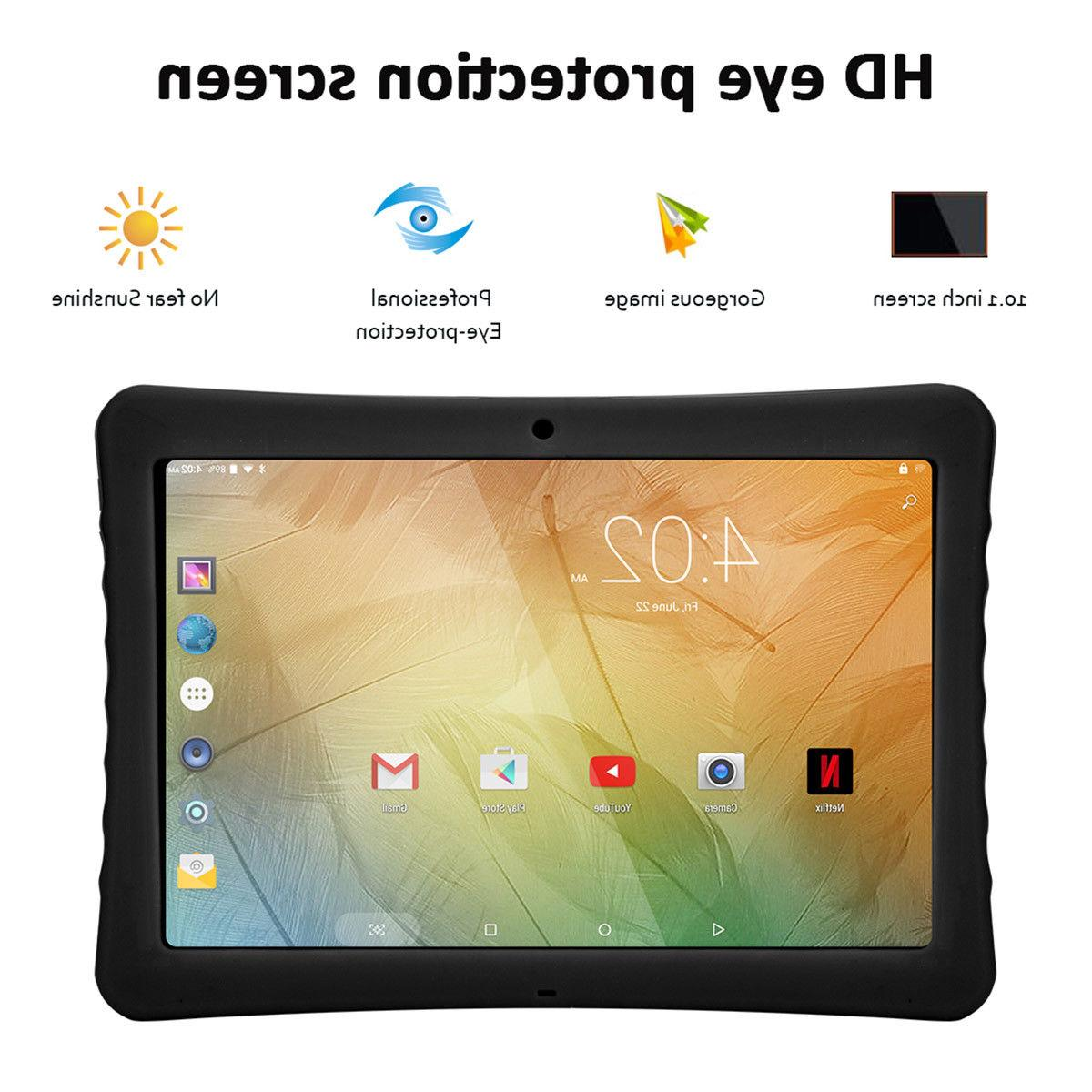 10.1'' Google Gaming Tablet PC 7.0 Quad Core Wifi