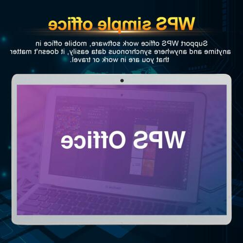 10.1 Game Tablet PC Android 8.0 WIFI