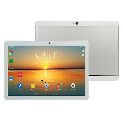 8GB+64GB inch 4G Mobile Tablet 8.0 Ten Core GPS 3G