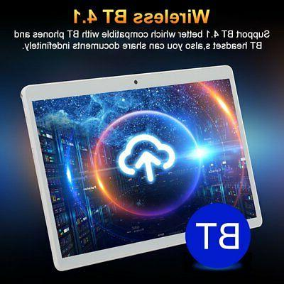 "10.1"" inch WIFI/4G-LTE Tablet 8+512GB Dual"