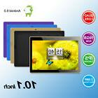 10.1'' Tablet  Android 8GB Quad Core HD Dual Camera WiFi Wit