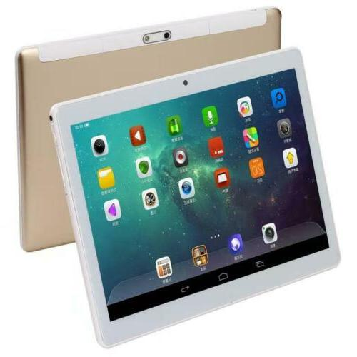 """10.1"""" Tablets 3G Android PCS 4GB 32GB Soldperfect"""