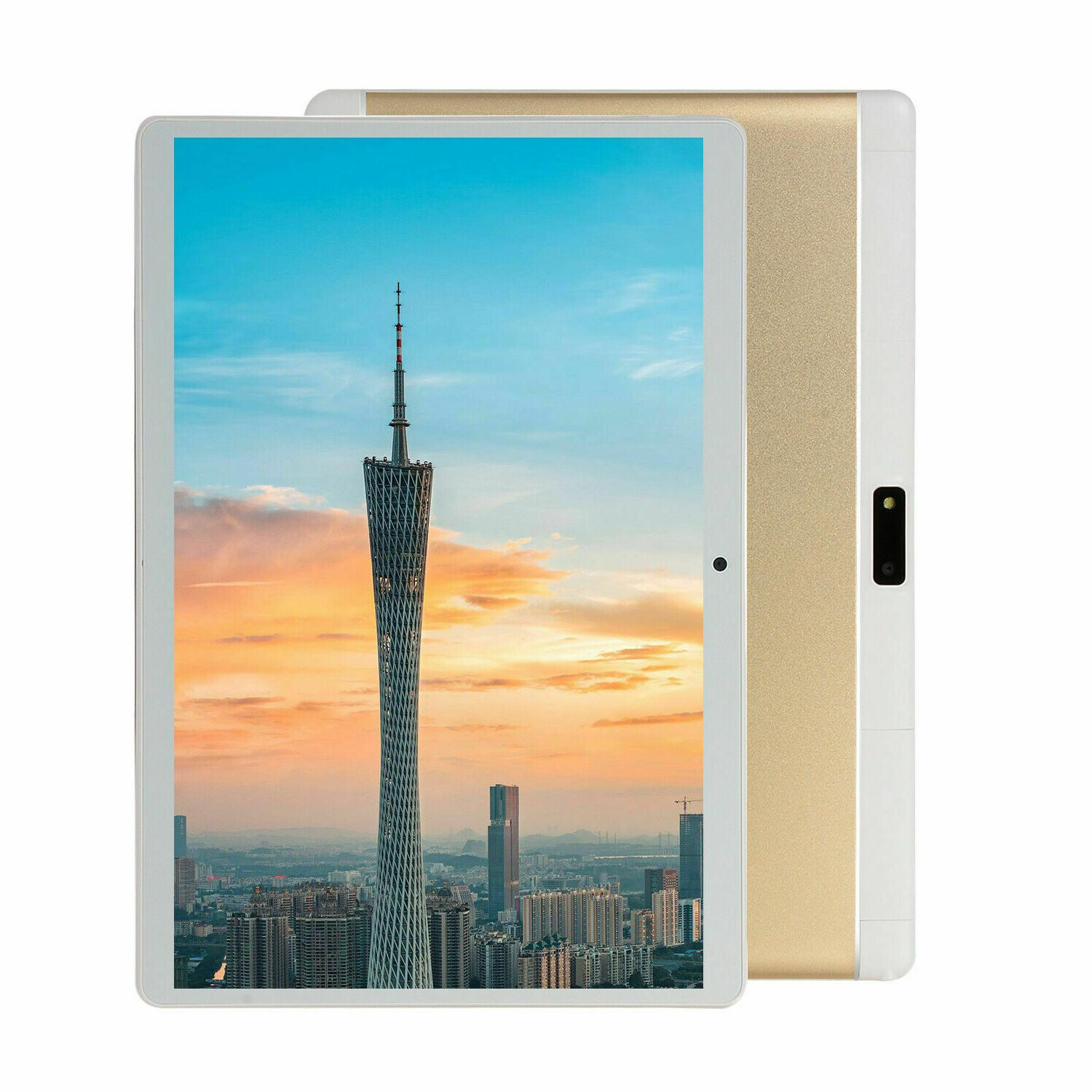 "10.1"" WiFi Tablet 9.0 8G+512G Core GPS+ Dual Camera 2020"