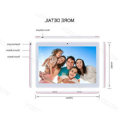 """10"""" Inch Tablet PC Android Core HD Camera WiFi"""