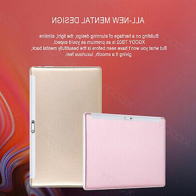 """10"""" Tablet Android Quad HD Camera WiFi Gift NEW"""