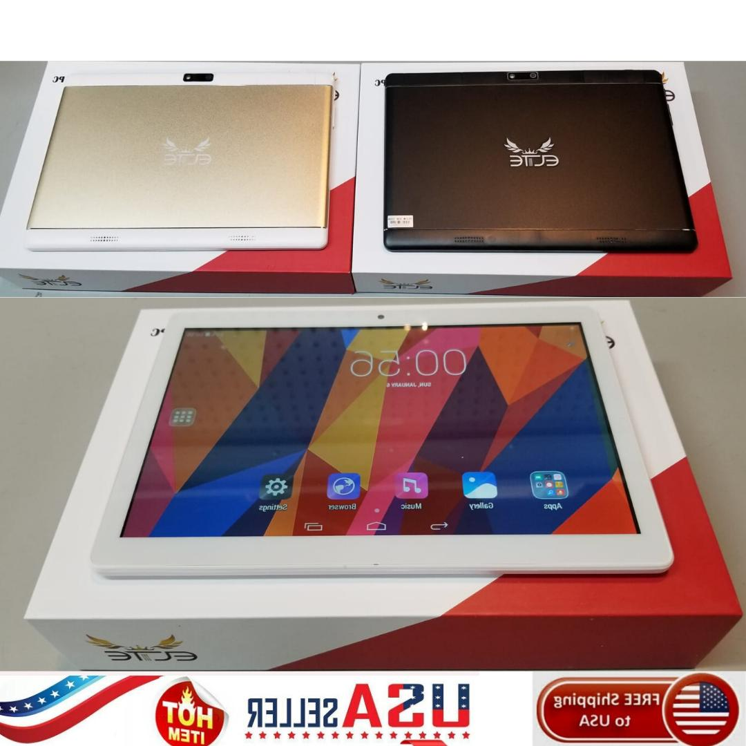 "10"" Inch Android Core HD WIFI Dual Camera WiFi"