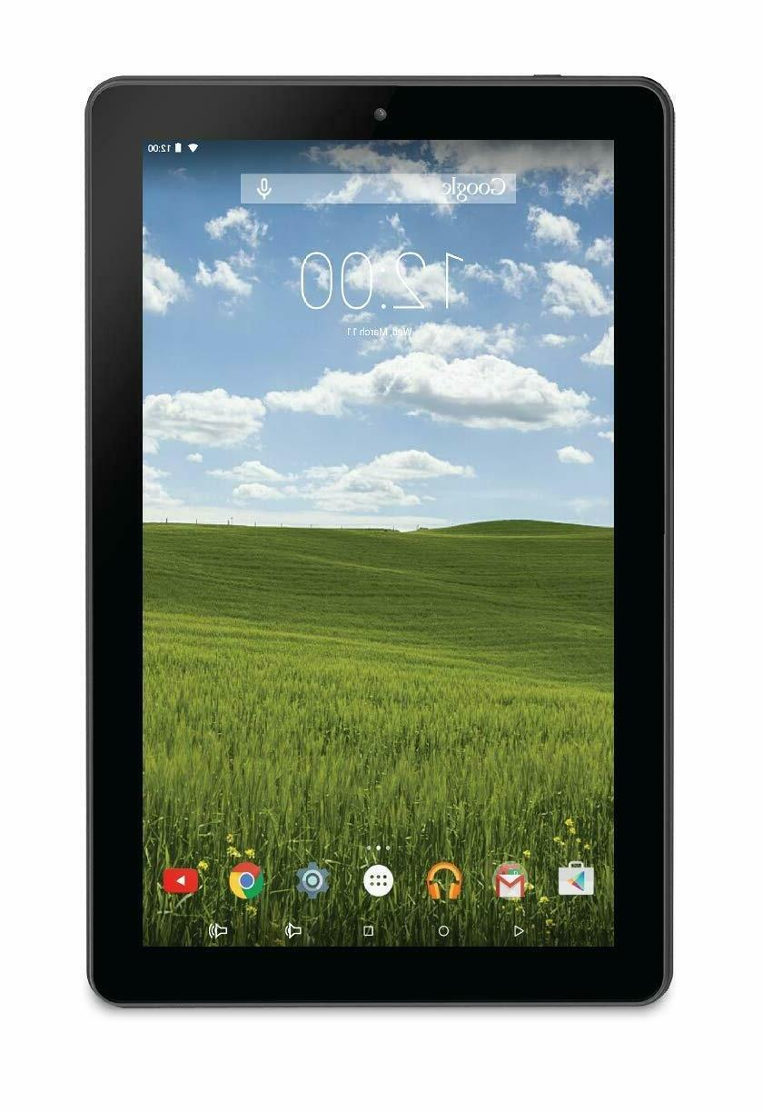 """RCA Pro 10 Edition Tablet with Keyboard Folio with 10"""" Scree"""