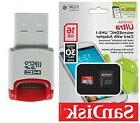 SanDisk 16GB Ultra Micro SD HC Class 10 Memory Card For HTC