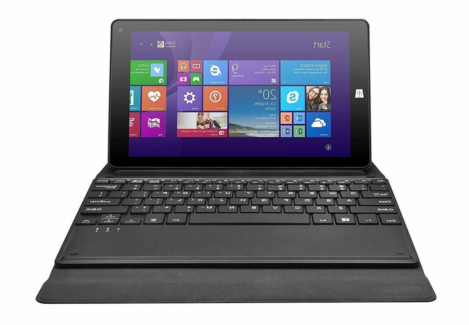 2-1 Tablet PC Laptop Computer 2-n-1 Touchscreen 2-in1 Comput