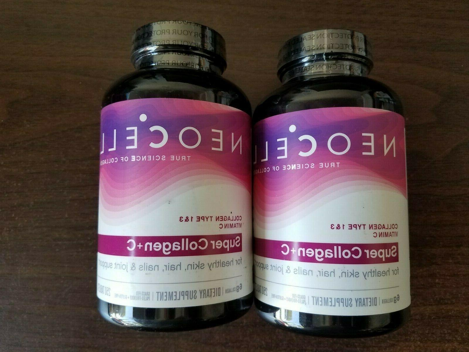 2 super collagen c 6000 mg 250