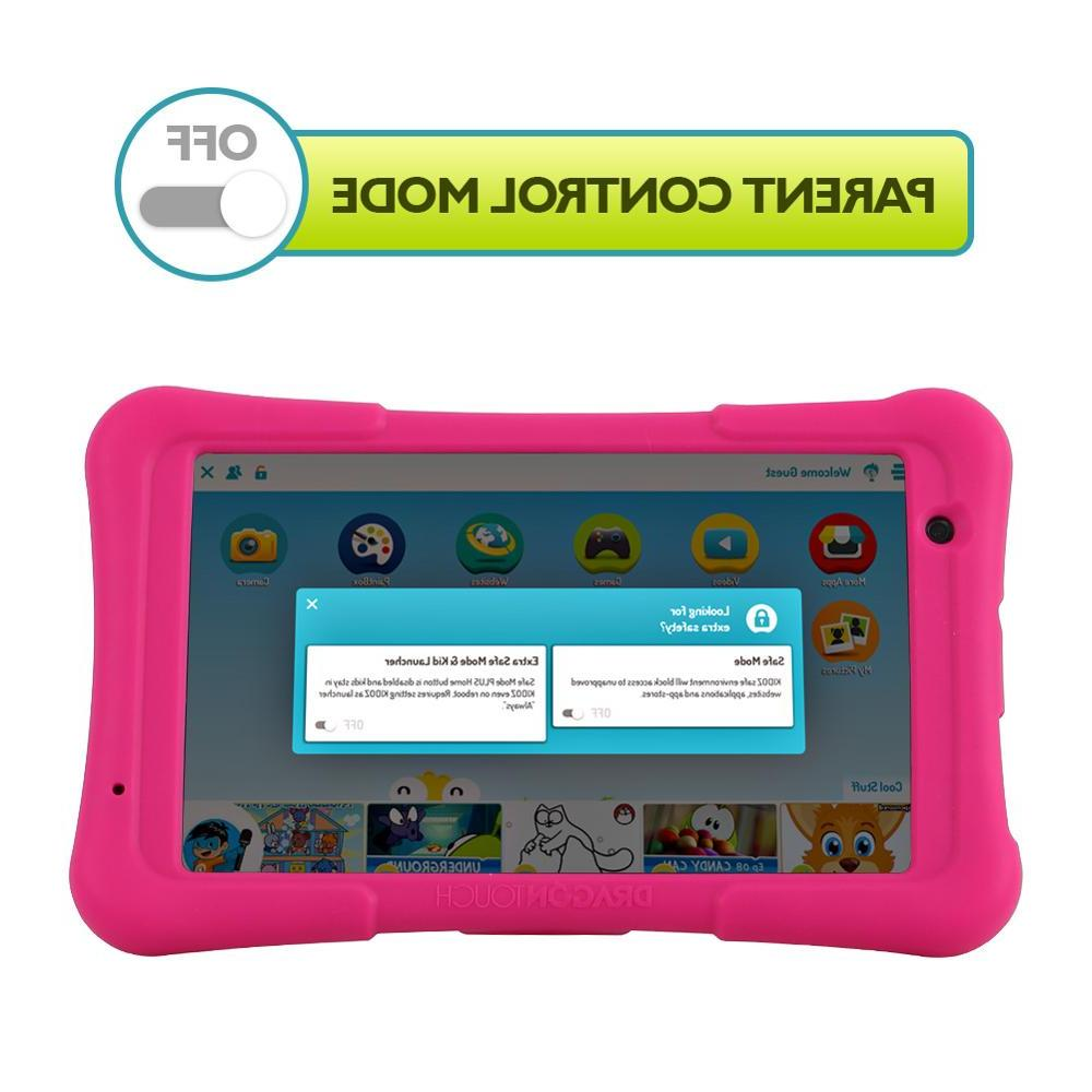 2019 Kids <font><b>Tablet</b></font> inch HD for core USB Android 8.1 <font><b>tablet</b></font> PC