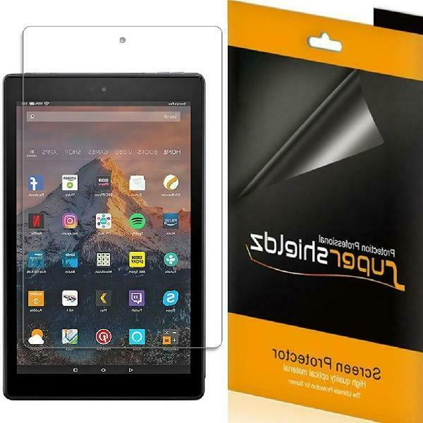 Supershieldz For Fire Hd 10 Tablet 10.1 Inch (9Th And 7Th G