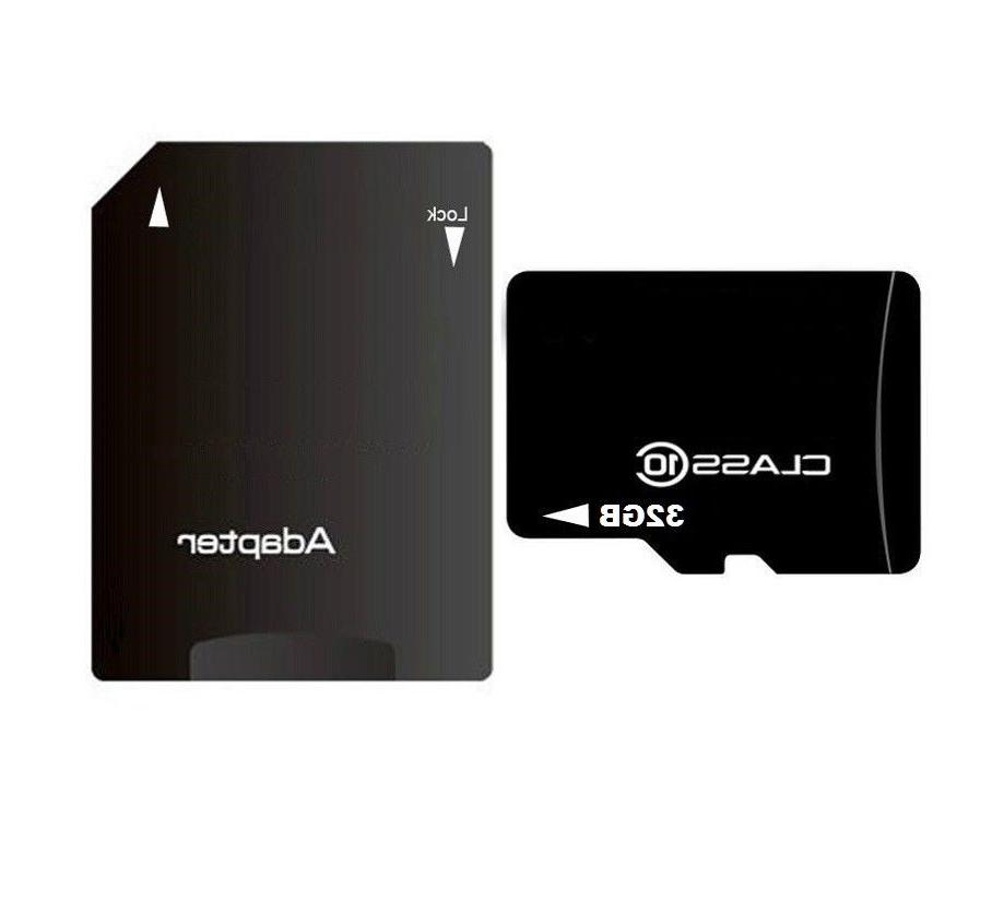 32GB Micro SD SDHC SDXC Memory Card Class 10 TF Flash For Ph