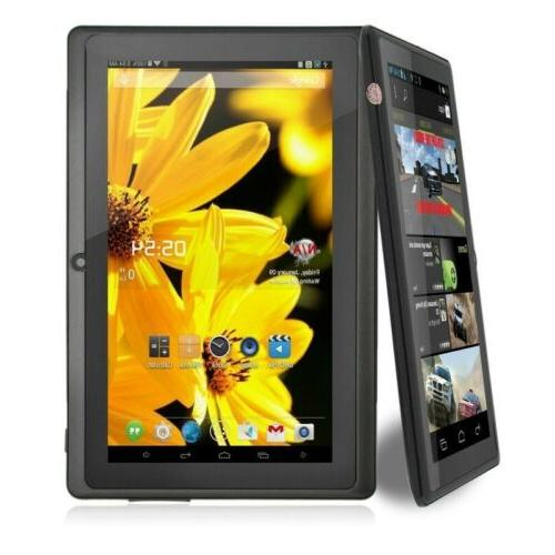 7.0 Inch Kids Tablet PC Android Tablet Quad Core 4GB Rom Wit