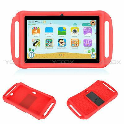 7'' 16GB Tablet Dual Camera Bundle Case