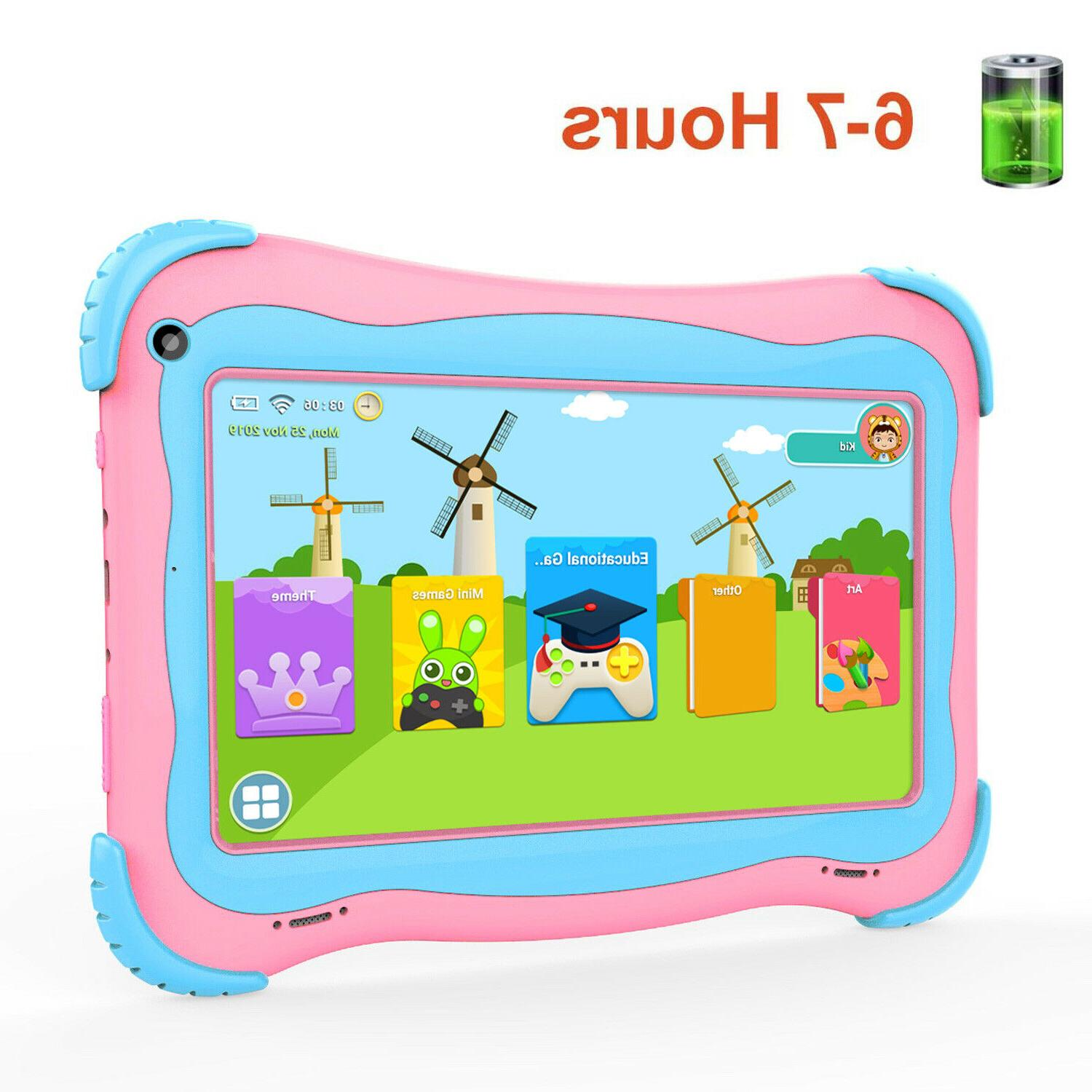 7'' Inch Tablet Android Quad WiFi