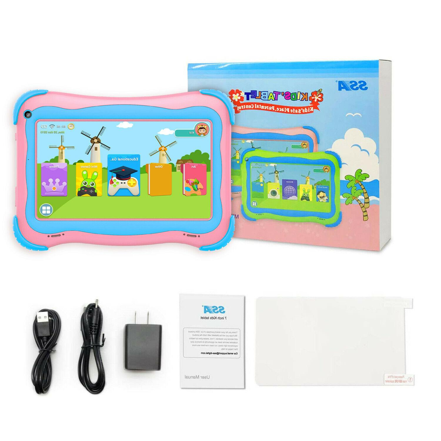 7'' Kids Tablet PC Android WiFi
