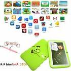 """7"""" Tablet PC  Android 4.4 Wifi 4G  A33 Quad Core  Dual Cam f"""