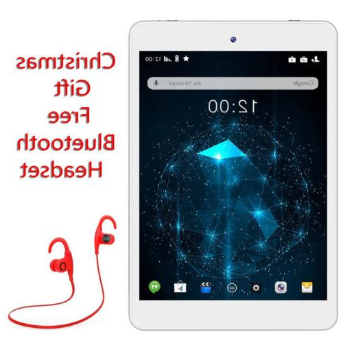8 quad core tablet pc android 6