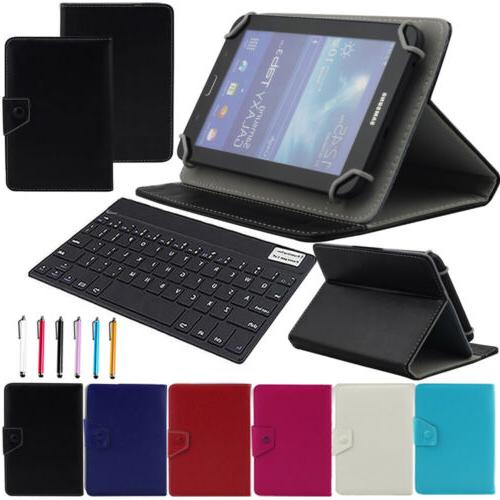 "For 8"" 8 Inch Tab Android Tablet Bluetooth Keyboard Universa"