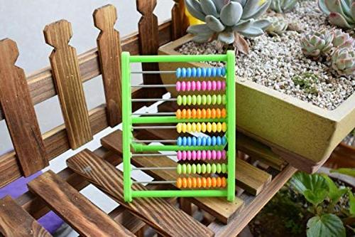 TomTomPro Soroban Kids Calculating Tool Math Abacus Educational for Children