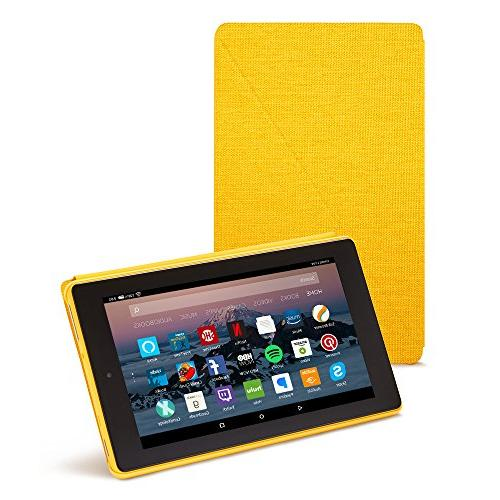 Amazon Fire HD 8 Tablet Case , Canary Yellow