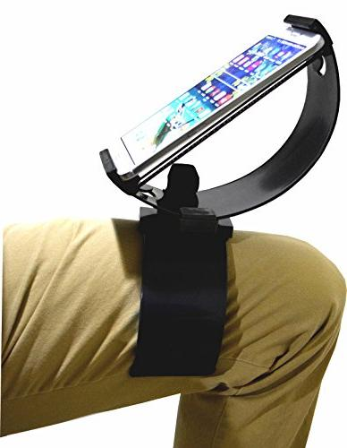 Clamp Universal Tablet Phone Holder and the Bed for 2-12 Devices