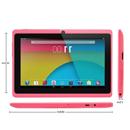"Dragon Y88X, 7"" Android GB, Pink"