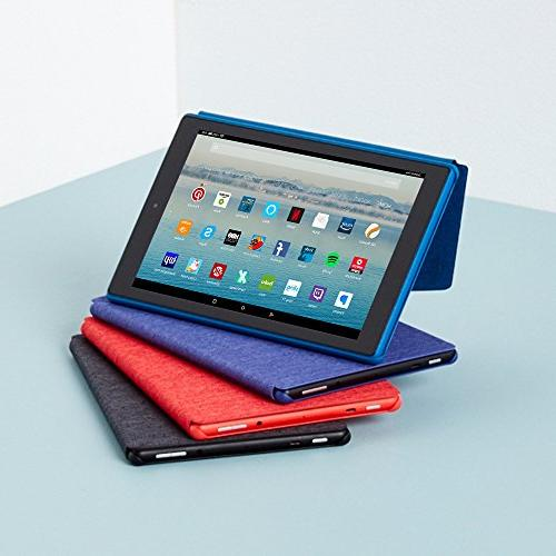 Fire HD with 1080p HD 32 Red - with Special Offers