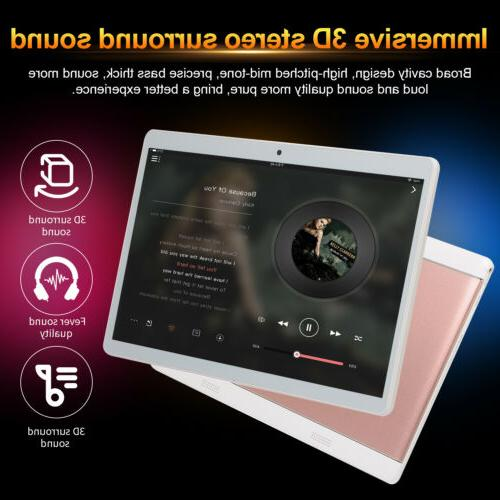 Android 8.0 Tablet Computer PC Wifi Dual