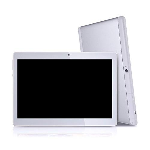 Android Tablet Sim YELLYOUTH Octa Core 4GB RAM 64GB ROM Tablet GSM Silver