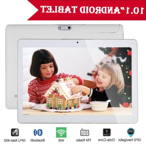 Android Tablet PC 10 INCH HD Touch screen 64GB Octa-Core Dua