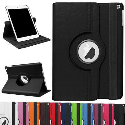 For Apple iPad Mini 1 2 3 4 Tablet Smart Folio Leather Rotat