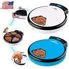 Automatic Pet Feeder Programmable Dog Cat Animal Food Bowl T