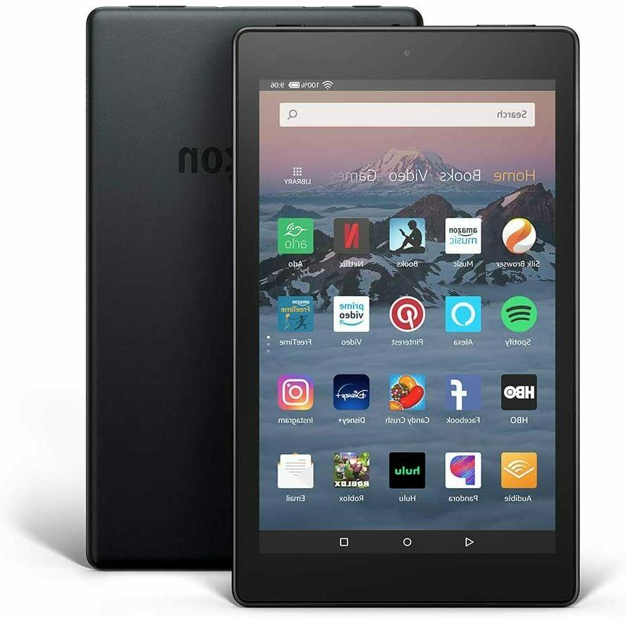 """NEW Amazon Fire HD 8 Tablet With Alexa 8"""" Display 16GB  - BL"""