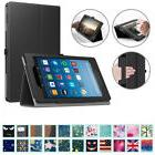 MoKo Case for Amazon Fire HD 8 6th 2016 Tablet Slim Folding