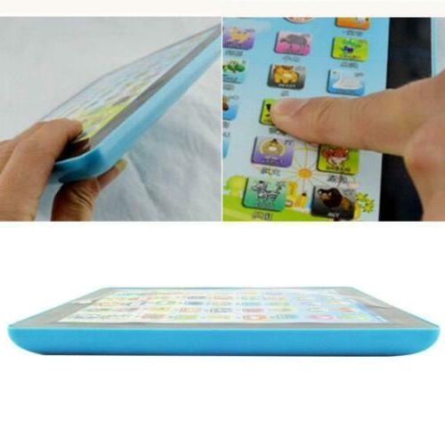 Children Multi-Function Learning Touch Tablet Pad Education Toy