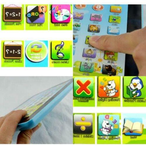 Children Multi-Function Tablet Toy JJ