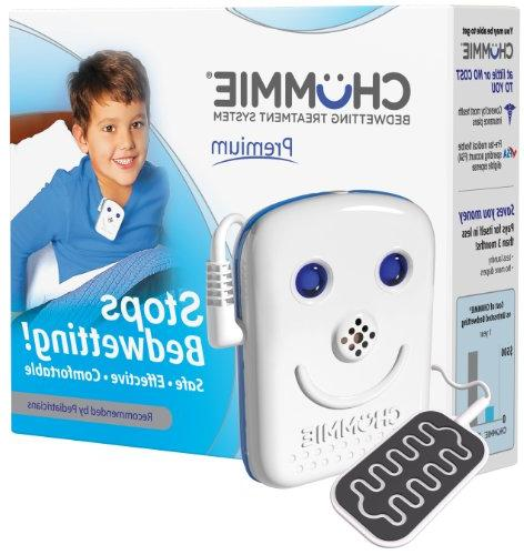 chummie bedwetting alarm blue over