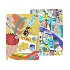 colorful drawing shockproof tablet case cover