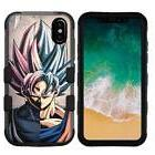 Dragon Ball Z Goku #2T Hybrid Armor Case for iPhone SE/6/S/7