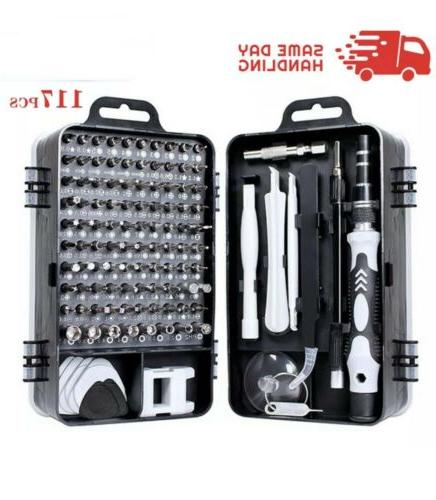 Electronics Tool Set iPhone, Laptops 117PCS